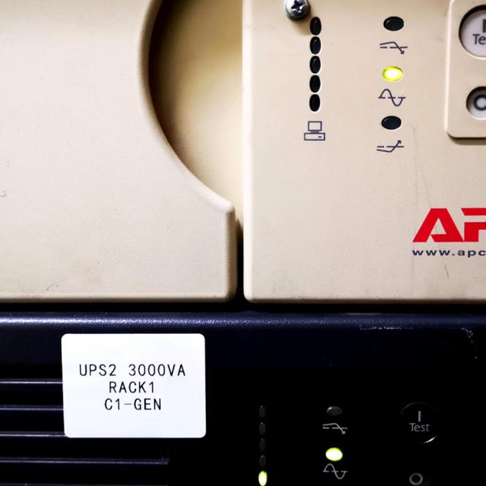 Etichete termice universale 40 x 80mm, plastic alb, permanente, 1 rola, 100 etichete/rola, pentru imprimanta M110 si M200-big