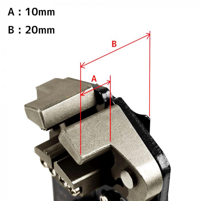 Decablator universal de precizie Engineer PAW-02, ajustare automata diametru, 2 in 1 (taiere, dezizolare)-big