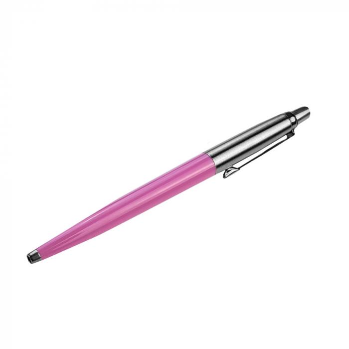 Pix cu mecanism PARKER Jotter, 0.8 mm, roz-big