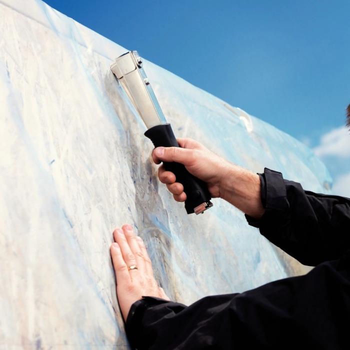 Capse Rapid 140/10, sarma plata galvanizata, High Performance, pentru ambalaje, 648 capse/blister 40109515-big