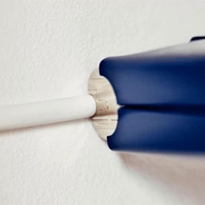 Capse Rapid 36/12 mm pentru cabluri, High Performance, galvanizate, semicirculare, divergente DP, 864 capse/blister 40109626-big