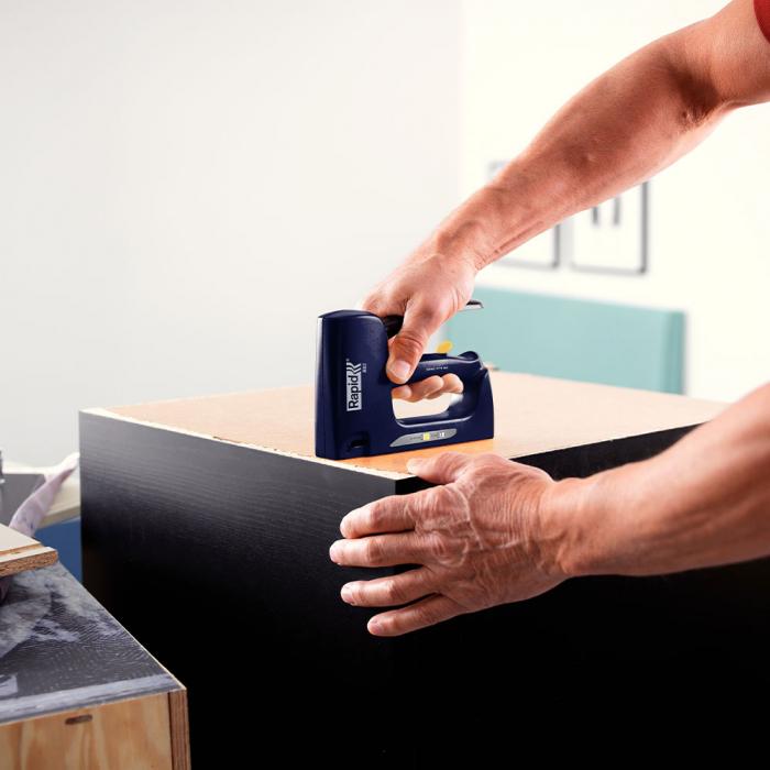 Cuie otel galvanizat Rapid 8/15, High Performance, 15mm, 5700 cuie/cutie plastic 5000520-big