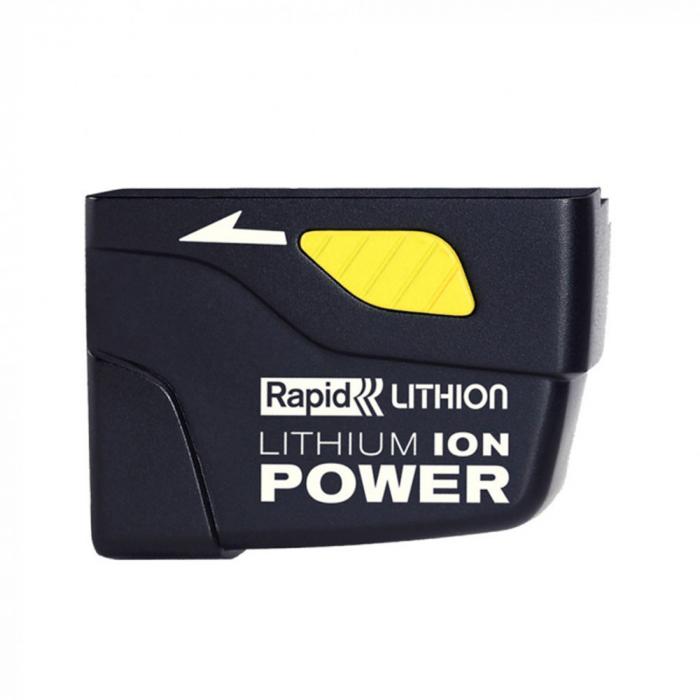 Acumulator Rapid A300 Li-Ion pentru pistol lipit BGX300, 7.4V, 2600 mAh, fara auto-descarcare, pentru pistol lipit BGX300 40303077-big