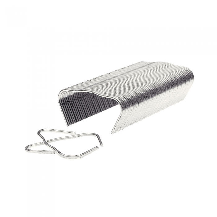 Capse legat via Rapid HOG C50/6-18mm, aluminiu, 4200 buc/cutie-big