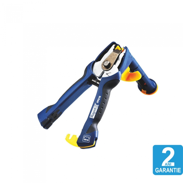 Cleste legat gard sarma Rapid FP216, cu magazie, VR16/2-8mm, blister, 23467900-big