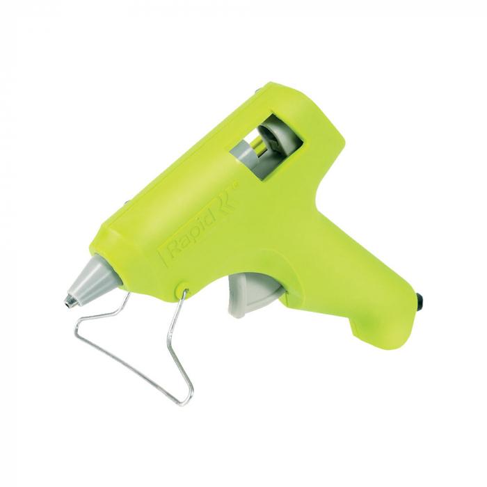 Pistol de lipit Rapid Fun to Fix G1010, include 6 batoane silicon color diametru 7mm, 20W, 185°C, debit 100 g/h, 24772100-big