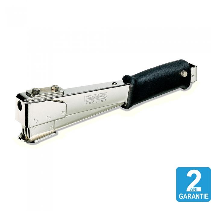 Ciocan capsat Rapid PRO R54, Heavy-duty, capse 140/10-14mm, 2 ani garantie, blister, fabricat in Suedia 21121100-big