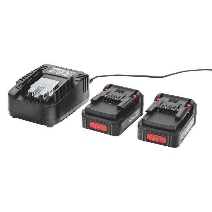 Masina batut cuie electrica Rapid PRO BN50 cu acumulatori Li-Ion,Kit cu servieta,reglare putere de actionare,indicator LED nivel baterie,ochelari protectie inclusi,cuie Rapid 8 (25-55mm),5000836-big