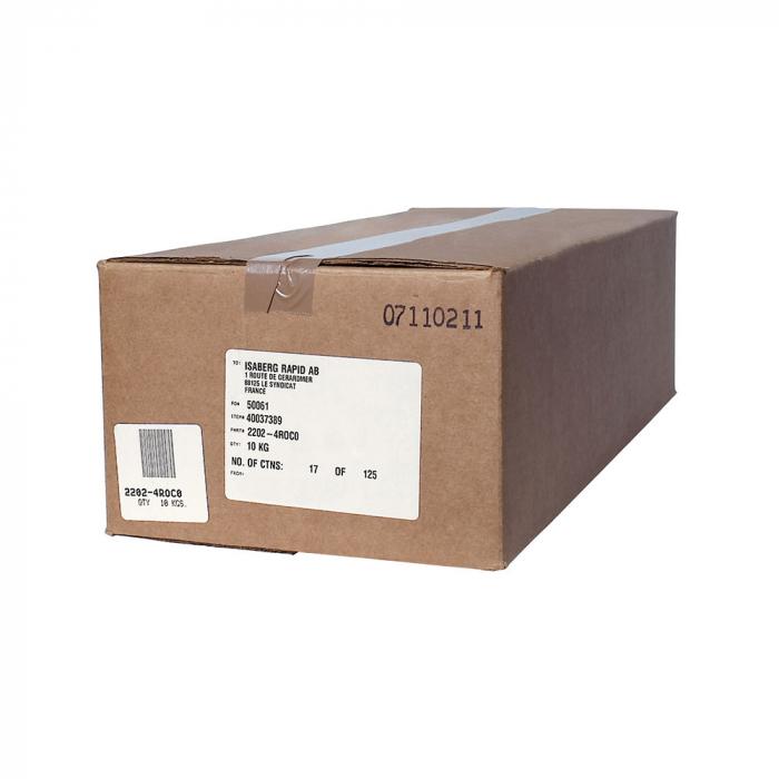 Baton silicon Rapid PRO+ Profesional galben, Ø12mm x 190mm, baza EVA, 10 kg/pachet 40302779-big