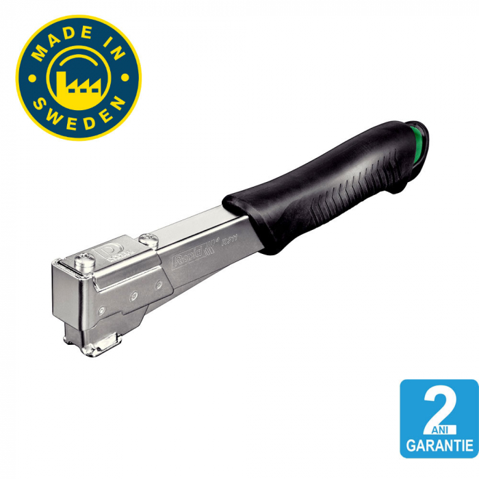 Rapid PRO R311 Hammer Tacker, 140/6-12mm, 2 year guarantee, made in Sweden 5000005-big