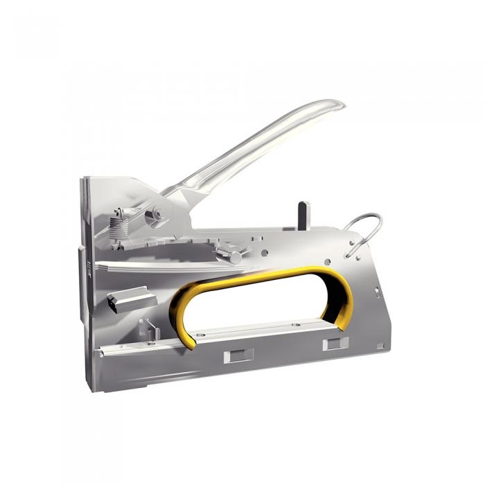 Capsator tacker Rapid PRO R33E, ajustare forta capsare in 3 trepte, capse 13/6-14 mm, 5 ani garantie, fabricat in Suedia 10582521-big