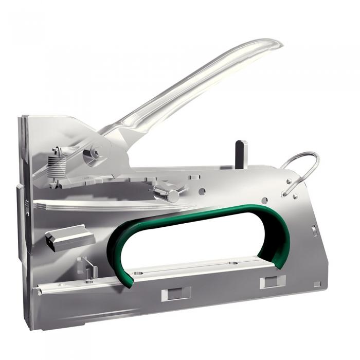 Capsator tacker Rapid PRO R34E, ajustare forta capsare in 3 trepte, capse 140/6-14 mm, 5 ani garantie, fabricat in Suedia 10595721-big