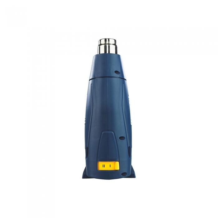 Pistol cu aer cald Rapid R1800, putere 1800 W, debit 450 l/min, reglare debit aer in 2 trepte, temperatura 300°C/550°C, protectie la supra incalzire, 2 ani garantie 5001341-big
