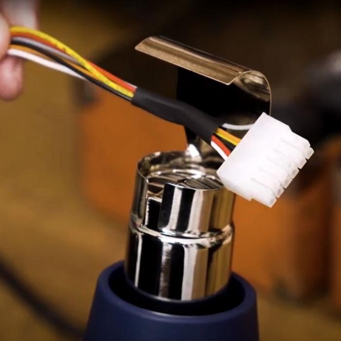 Duza reflectoare Rapid pentru contractare tuburi termocontractibile, pentru suflanta aer cald 5000209-big