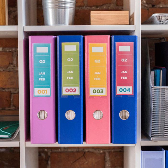 Etichete in rola Brother CZ-1003, 19mm x 5m, cu tehnologie Zink Zero Ink, full color, pentru imprimanta termica Brother VC-500W, originale, CZ1003-big