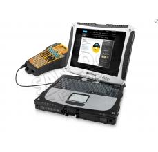Aparat etichetat industrial Dymo Rhino 6000, 24 mm, conectare PC, S077380011