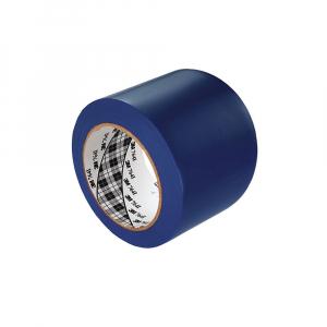 Banda marcare/protectie 3M vinil albastru, 75mm x 33m, aplicatii generale si marcare spatii periculoase 70006299807-750