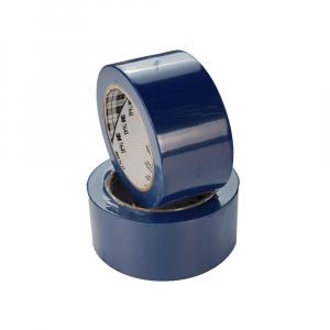 Banda marcare/protectie 3M vinil albastru, 75mm x 33m, aplicatii generale si marcare spatii periculoase 70006299807-753