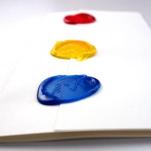 Baton silicon profesional Rapid Universal color (rosu, galben, albastru), Ø12mm x 190mm, baza EVA, 250g/blister 249414006
