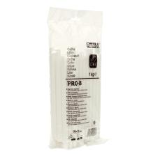 Batoane lipici Rapid PRO-B, Ø12 mm x 190 mm, alb, 1.000g, punga0