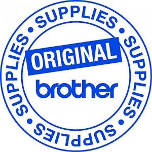 Brother Original Paper Tape White 62mm x 30.48m, BH DK2220510