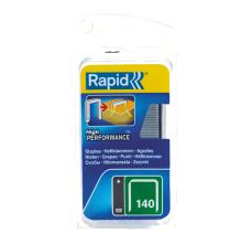 Capse Rapid 140/14 mm, galvanizate, divergente, 650/ blister1