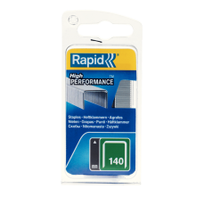 Capse Rapid 140/6 mm, galvanizate, 970/ blister1