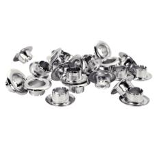 Ocheti Rapid  - diametrul de 6 mm, aluminiu, sistem fixare inclus, 25buc/ blister3