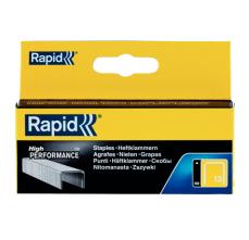 Capse Rapid 13/6 mm, galvanizate, 2.500/ cutie1