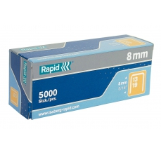 Capse Rapid 13/8 mm, galvanizate, 5.000/ cutie0