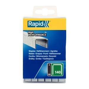 Capse Rapid 140/14 mm, galvanizate, 5.000/ cutie polipropilena0