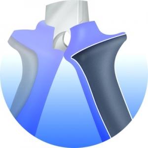 Cleste de electrician multifunctional, 514/1BI UNIOR, negru-albastru, 160 mm, taie sarma 2.2-4 mm  6127824