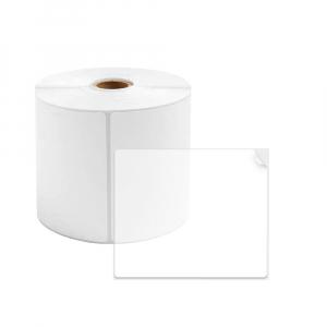 Etichete termice plastic transparent 40 x 30mm, permanente, 1 rola, 230 etichete/rola, pentru imprimanta AYMO M2000