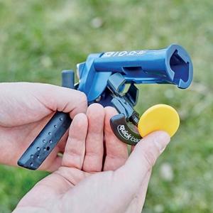 Cleste gradina Rapid GP238, cu magazie, VR38/6-11-16mm, blister16