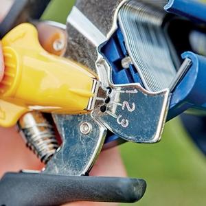 Cleste gradina Rapid GP238, cu magazie, VR38/6-11-16mm, blister14