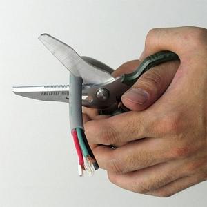 Foarfeca multifunctionala ENGINEER PH-55, cleste patent combinat extragere suruburi uzate ENGINEER PZ-58, masca PZ-58, cutie cadou din lemn pauwlonia, fabricat in Japonia PGT033
