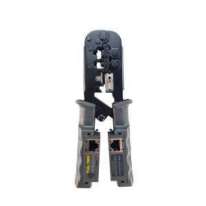 Cleste modular 4 in 1 Haicable decablare, taiere, sertizare si testare cabluri, RJ45 RJ12 RJ11 HT-N568CR9