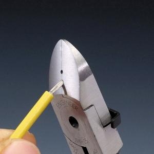 Cleste sfic taiere diagonala/dezizolare cabluri ENGINEER NK-25, 130 mm, fabricat in Japonia1