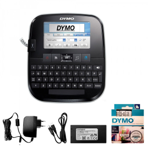 Aparat de etichetat (imprimanta etichete) Dymo LabelManager 500TS, QWERTY, (touchscreen) S0946420, 9464200