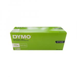 Etichete plastic embosabile DYMO Omega, 9mmx3m, negru, S0898130 S0847720 S084773014