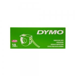 Etichete plastic embosabile DYMO Omega, 9mmx3m, verde, S0898160 S08477005