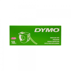 Dymo Embossing Tape 9mm, red, S0898150 S08476909