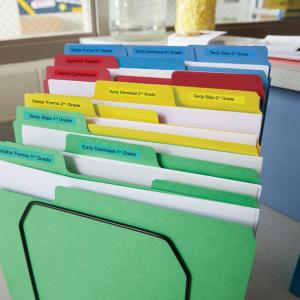 Aparat de etichetat (imprimanta etichete) DYMO LabelManager 160P, QWERTY si 3 benzi originale Dymo, rosu, galben si albastru5