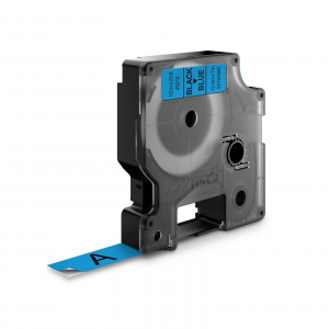 Aparat de etichetat (imprimanta etichete) DYMO LabelManager 160P, QWERTY si 3 benzi originale Dymo, rosu, galben si albastru13