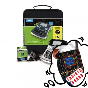 Dymo LabelManager 210D, QWERTY, Kitcase, S09640705