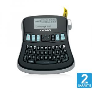 Aparat etichetat (imprimanta etichete) DYMO LabelManager 210D, AZERTY, S0784460, 7844600