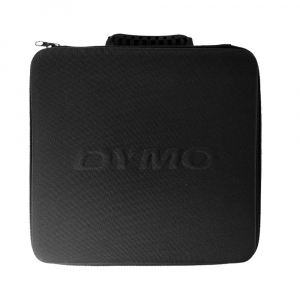 Aparat de etichetat (imprimanta etichete) DYMO LabelManager 210D Kit, QWERTY, include 2 adaptoarea la 230V si 1 caseta Dymo Labelmanager poliester 12mm x 5.5m, 2094492, 1695913