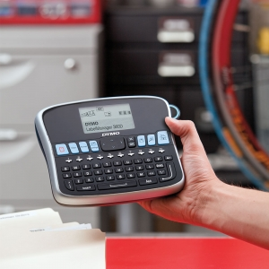 Aparat etichetat (imprimanta etichete) DYMO LabelManager 360D, AZERTY, acumulator reincarcabil inclus, S08795104