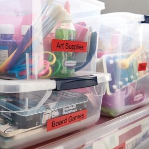Aparat etichetat (imprimanta etichete) DYMO LabelManager 420, ABC, kit cu servieta, conectare la PC S0915480 91548010