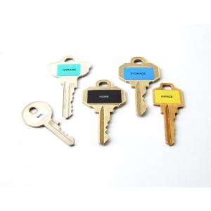 Etichete autocolante, DYMO LabelManager D1, 12mm x 7m, alb/negru, 45021 S07206105